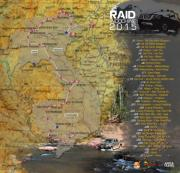 Raid Indochine 2015