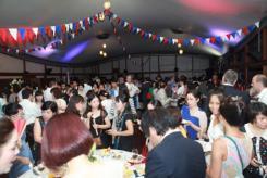 Célébration du 226e anniversaire de la Fête nationale française au Vietnam