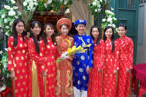 Le Mariage Au Vietnam Cap Vietnamcom