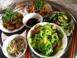 Guide du végétarien au Vietnam