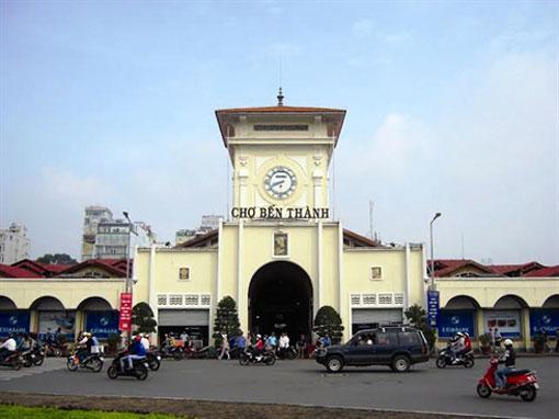Bên Thành, un marché centenaire