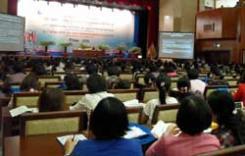 Conférence de gynécologie-obstétrique VN-France-Asie-Pacifique