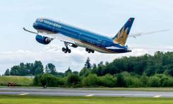 Premier vol pour le Dreamliner de Vietnam Airlines