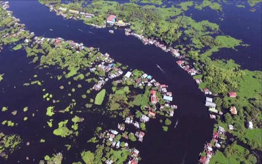 Télévision (France 3) - Faut pas rêver, le 17 décembre 2018 : voyage au fil de l'eau, entre Laos, Cambodge et Vietnam