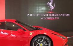 Ferrari : le constructeur se lance au Vietnam