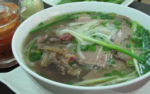 Des goûts et des odeurs de la cuisine vietnamienne