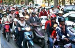 Vietnam : La moto est reine