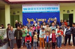 «Lumières d'Asie» aide les enfants vietnamiens