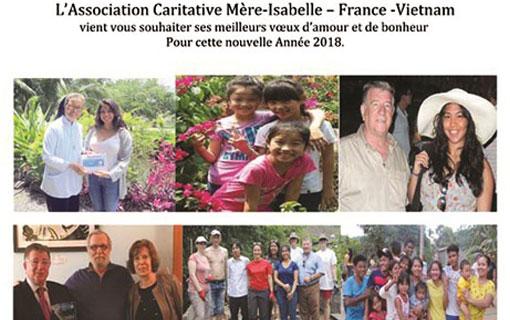 Mère Isabelle, une association humanitaire au Vietnam