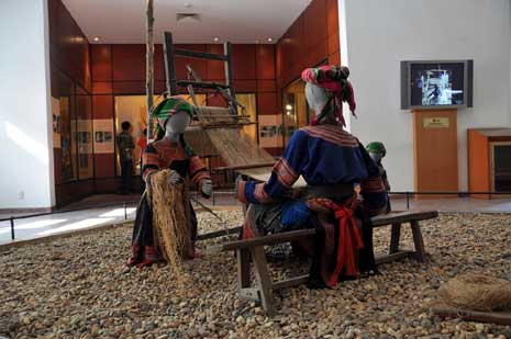 Le Musée d'ethnographie du Vietnam à Hanoi