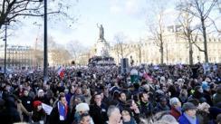 4 millions de personnes ont défilé en France