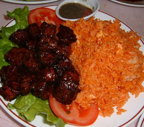 Bo Luc Lac Vietnamese Shaking Beef Pictures