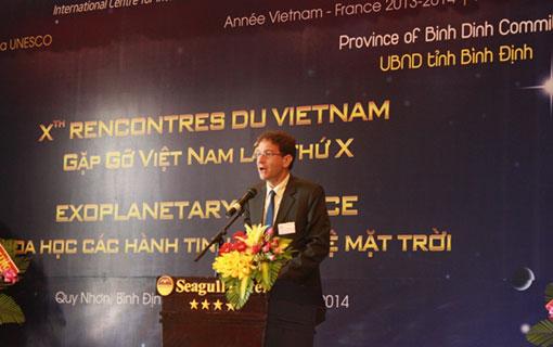 Rencontres du vietnam proceedings