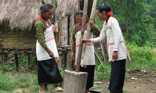 Croyances et rites des Mang