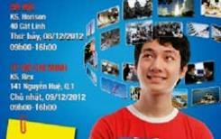 Salon de l'enseignement supérieur français à Hanoi