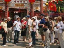 L'UNESCO aide à former des guides touristiques