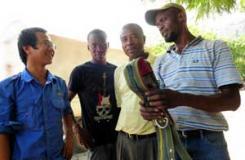 Le Vietnam apporte la technologie et le riz à Haïti