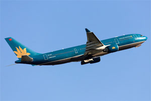 Vietnam Airlines modifie Moscou, partage avec Jet Airways