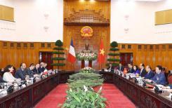Vietnam - France: promouvoir le partenariat stratégique