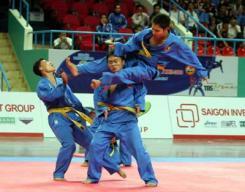 3è Championnats du Monde de VoVinam Viet Vo Dao à Paris en juillet 2013