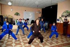 Dompierre-sur-Nièvre : arts martiaux vietnamiens et passion d'un Français