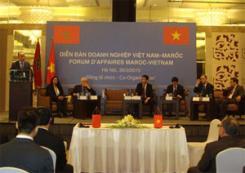 Vers un partenariat gagnant-gagnant  entre le Royaume du Maroc et le Vietnam